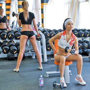 Фитнес-клубы Таврического