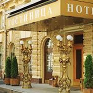 Гостиницы Таврического