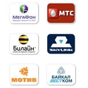Операторы сотовой связи Таврического