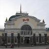 Железнодорожные вокзалы в Таврическом