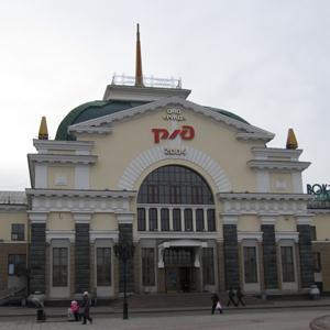 Железнодорожные вокзалы Таврического